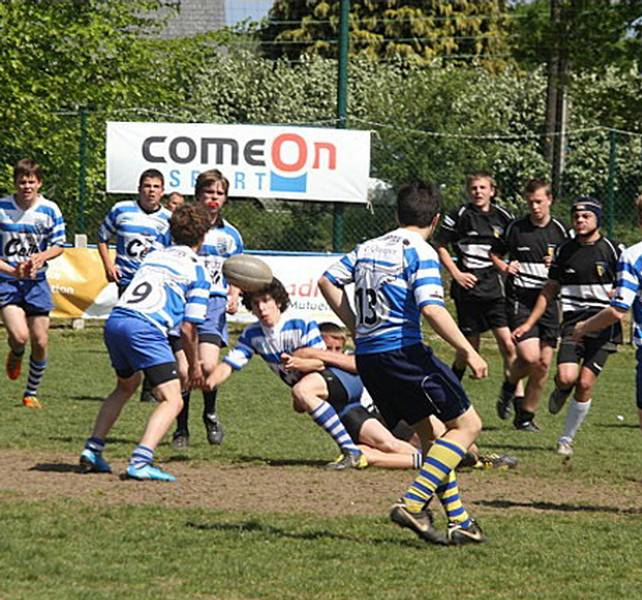 European Veteran Rugby AssociationFrance and England - E V R