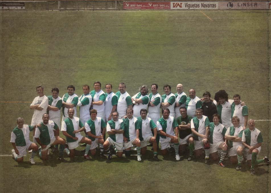 European Veteran Rugby Associationveteranos Lisboa Agronomia Rugby